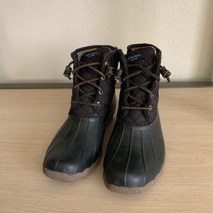 Sperry duck boot